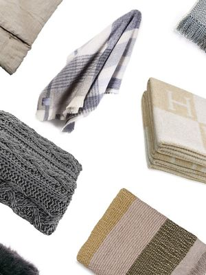 11 Stylish Throws For Your Cosiest Winter Yet