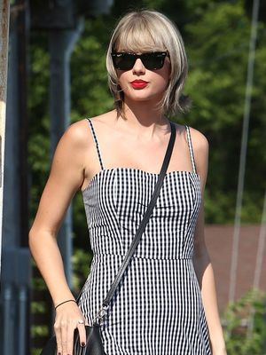 Taylor Swift Wore the Same Brand 3 Times in a Week