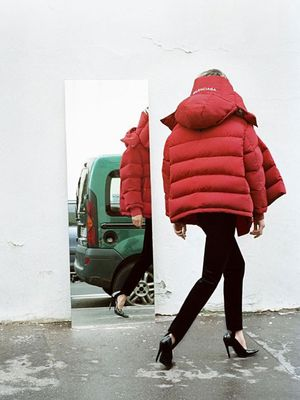 See the First Balenciaga Ads Under Its Buzzy New Creative Director