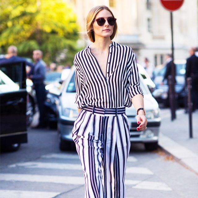 What Olivia Palermo Would Wear to a Job Interview