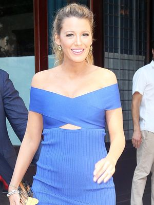Screw Sneakers, Blake Lively Thinks These Heels Are Relaxing