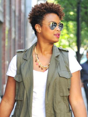 This $40 Trench Vest Makes a Basic Outfit Infinitely Cooler