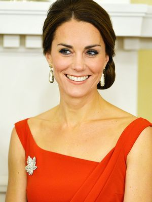Kate Middleton Joins Preen's It-Dress Club (and Looks Incredible)