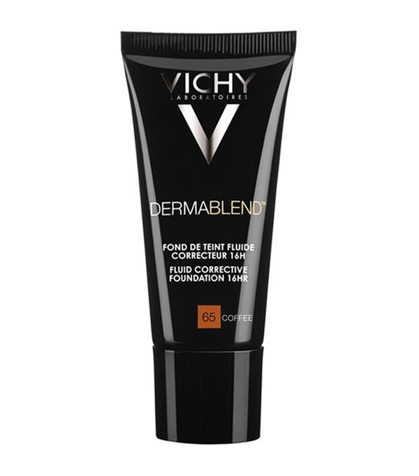 best foundation for acne: vichy dermablend