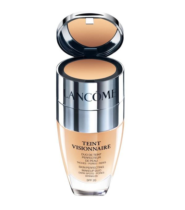 best foundation for acne: Lancome teint visionnaire