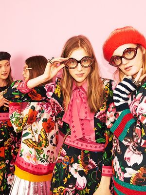 Gucci Garden: The New Online-Only Collection You're Going to Love
