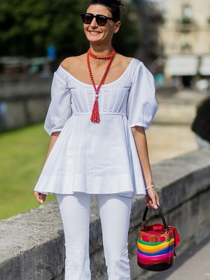 One Last Look at Couture Week's Best Street Style
