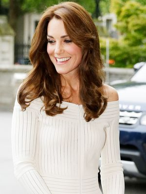 Yes, Even Kate Middleton Is Wearing Summer's Biggest Trend