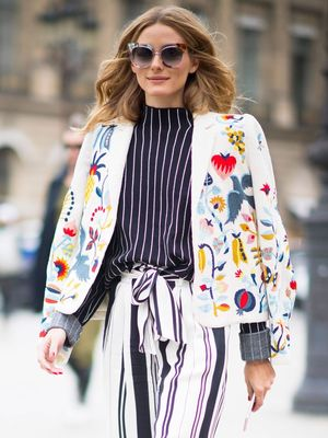 Olivia Palermo's Couture Week Outfit: Guess Which Piece Is Under $100