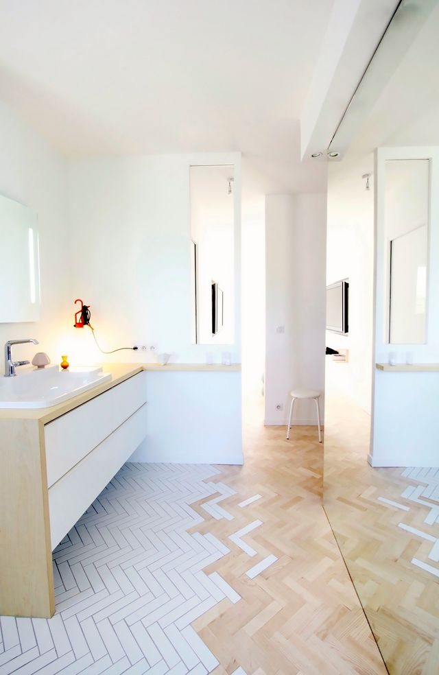 While it's easy to get caught up in the aesthetics, there are a few practicalities to consider before calling a contractor and tearing out your bathroom floor. Pause and work through the...