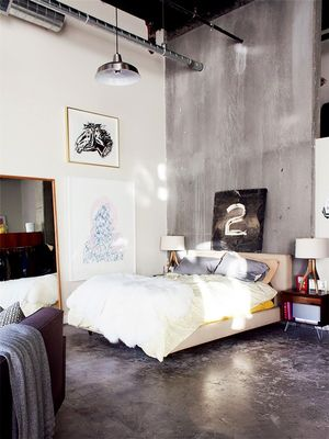 This Seattle Loft Has the Artistic Look on Lock