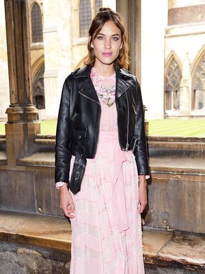 No One Saw This Alexa Chung News Coming
