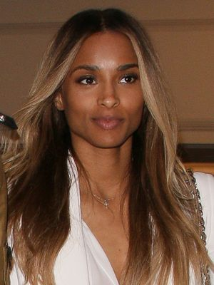 You Have to See How Ciara Paired Her Wedding and Engagement Rings
