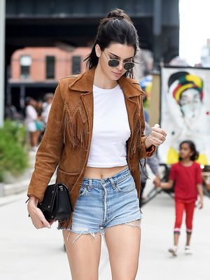 Kendall Jenner Already Wore THE Big Fall Ankle Boot Trend