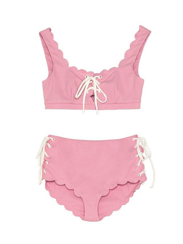 Must Have The Cool Girl S Pink Bikini Whowhatwear
