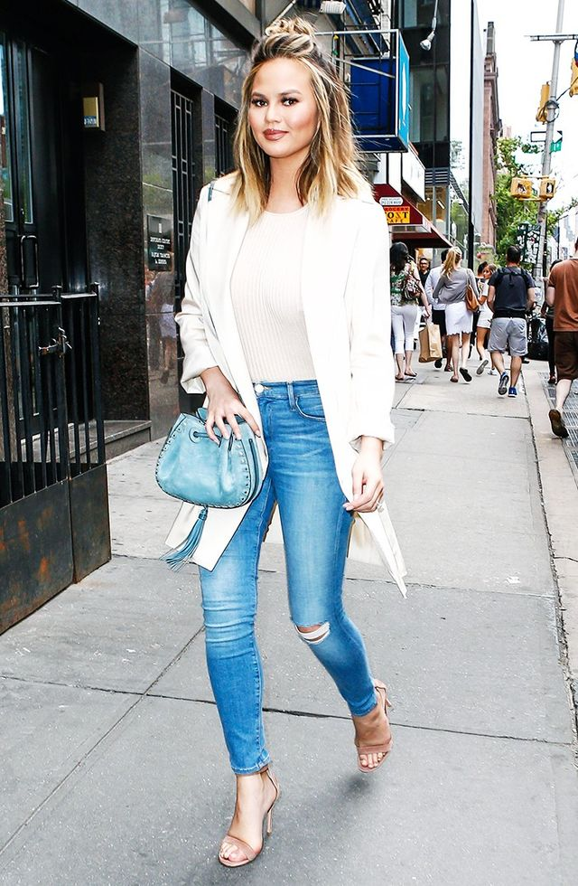 The Ultra-Slimming Outfit That Every Celebrity Wears