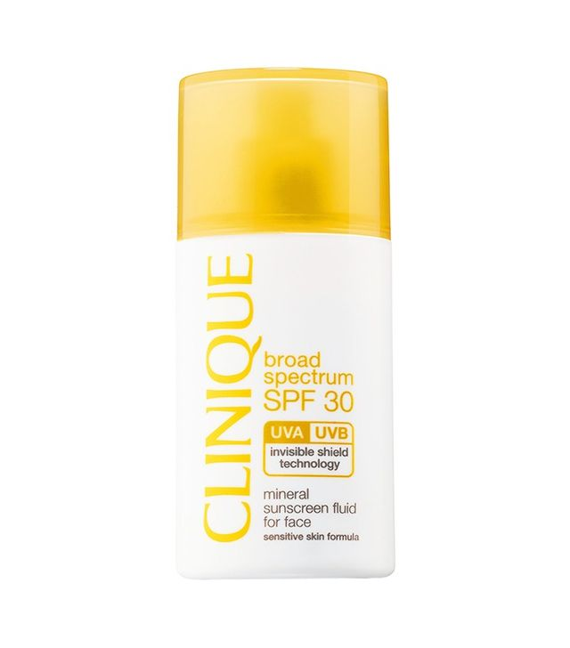 Clinique SPF 30 Mineral Sunscreen Fluid for Face