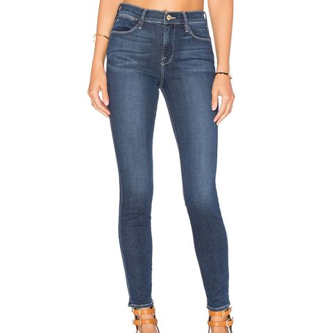 The New Way to Wear Skinny Jeans for Fall 2016 | WhoWhatWear