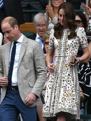How Kate Middleton Pulled Off a Skull-and-Knife–Print Dress