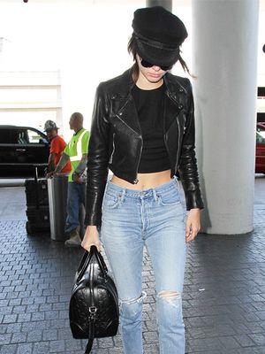Did Kendall Jenner Just Bring Back This Forgotten Hat Trend?