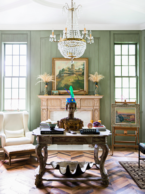 Psychologists Name the Worst Color to Paint Your Home