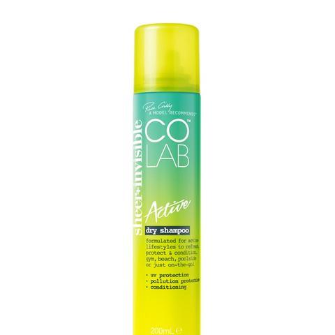 Active Dry Shampoo