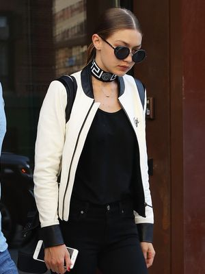 Are Gigi Hadid's Comfortable Sandals the New Sneakers?
