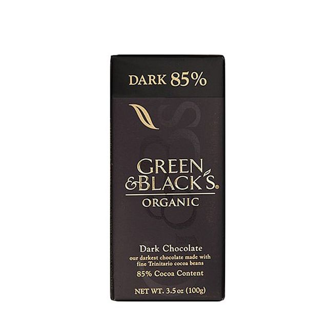 Green & Black's Organice Dark Chocolate