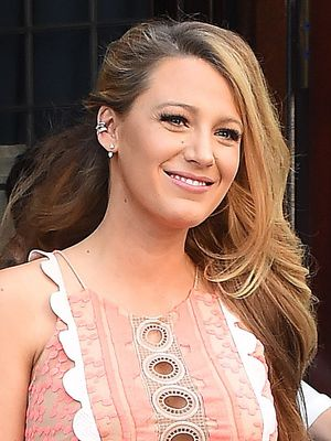 "People Are Freaking Out Over Blake Lively's ""Mrs. R"" Ring"