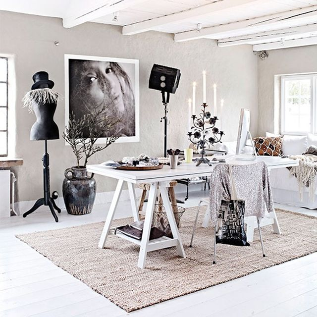 Inside the Picture-Perfect Home of a Swedish Photographer