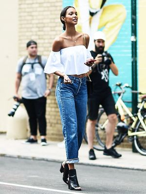 The Most Stylish Ladies at Men's NY Fashion Week Right Now