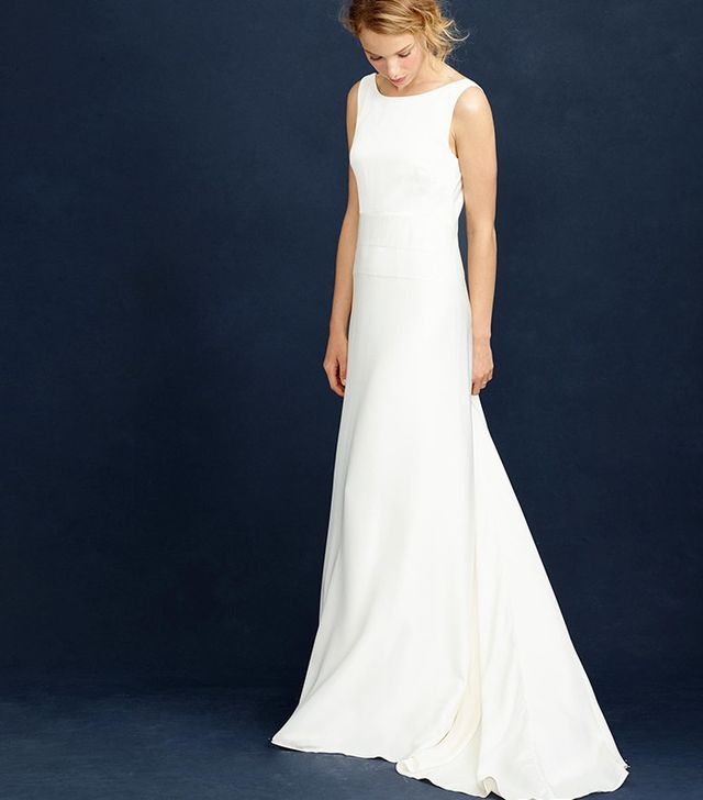 Simple Wedding Dresses Asos: Women Spend Less Money Than You Think On A Wedding Dress