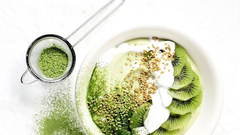 The Matcha Tea Trend Craze Explained In Under 3 Minutes