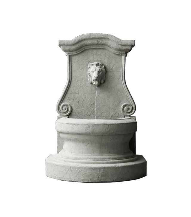 Tuscan Wall Fountain
