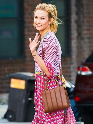 """Karlie Kloss Says She Can """"Conquer the World"""" in These Shoes"""