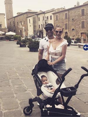 Chrissy Teigen Is Having a Chic Italian Vacay With Baby Luna