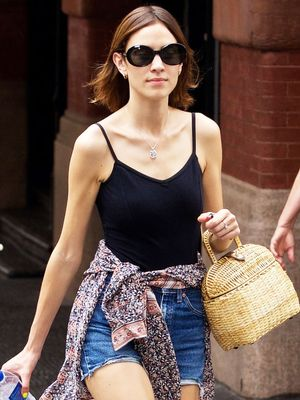 Alexa Chung's It Bag Is Huge in the Fashion World