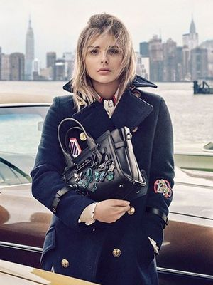 Chloë Grace Moretz's New Coach Ads Are Beyond Cool
