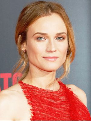 Diane Kruger's European Skincare Routine, Revealed