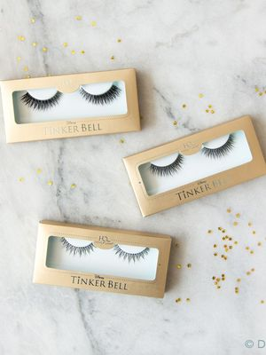 Tinker Bell–Inspired False Lashes Now Exist—See the Photos!