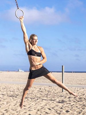 A Stuntwoman Reveals Her Fascinating Workout Regimen