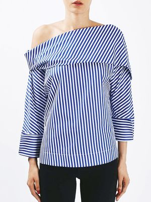 Love, Want, Need: Topshop's Take on the Striped Shirt