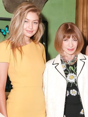 What Anna Wintour Thinks About Gigi Hadid