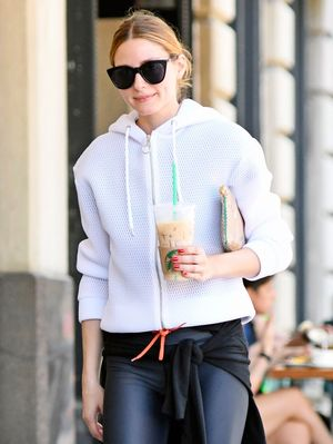 Act Fast: Olivia Palermo's Topshop Hoodie Is Almost Sold Out