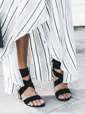 The #1 Sandal Mistake We All Make, According to a Doctor