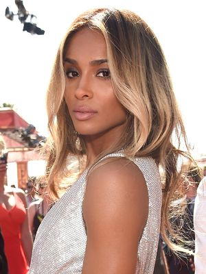 Ciara's Rehearsal Dress Was Stunning Enough to Be Her Bridal Gown