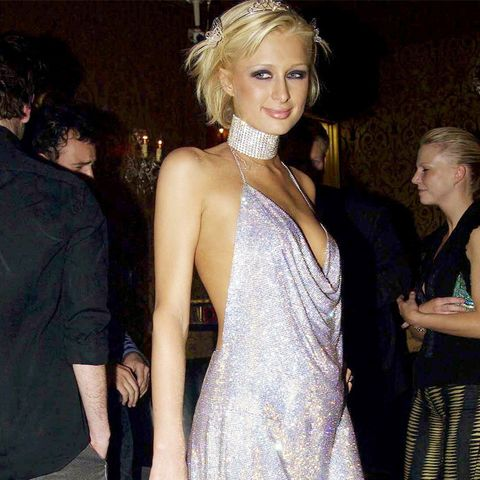 00s fashion trends: paris hilton