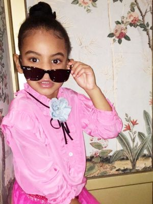 Blue Ivy Carter Is Officially the Most Stylish Child On the Planet