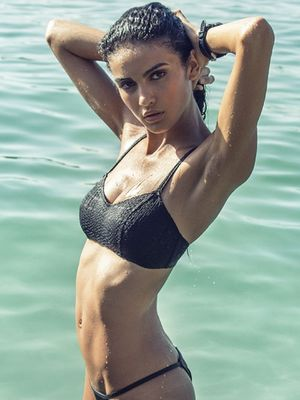 How an Up-and-Coming Model Prepped Her Body for Miami Swim Week