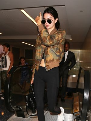 Did Kendall Jenner Just Bring Back Another Forgotten Trend?